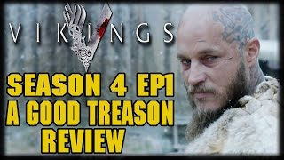 Vikings Season 4 Episode 1 Review (Might contain possible spoilers)