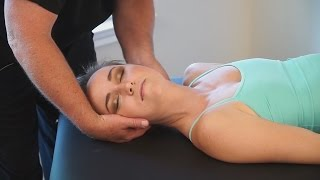 BEAUTIFUL GIRL ASMR Chiropractic Adjustment Compilation