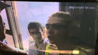MITICA dichiarazione di MAX BIAGGI su VALENTINO ROSSI