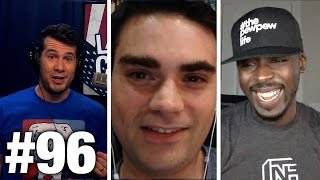 #96 THE ELECTION IS RIGGED! Ben Shapiro and Colion Noir | Louder With Crowder