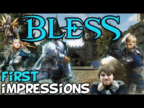 watch Bless Online First Impressions