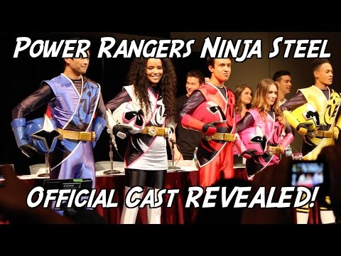 Xxx Mp4 Power Rangers Ninja Steel Official Cast REVEALED 3gp Sex