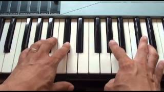 How to play We Can't Stop on piano - Miley Cyrus