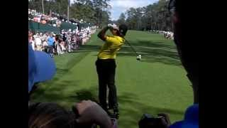 Jason Day driver swing
