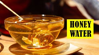What Happens If You Drink Water With Honey On An Empty Stomach ! Benefits of Honey with Hot Water