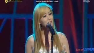 130905 My Eden- Yisabel (Kangchi, The Beginning OST) @ Seoul International Drama Awards 2013
