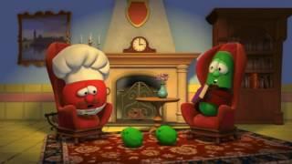 VeggieTales The Penniless Princess Countertop Scenes