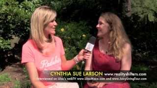 How to reality and time shift? Cynthia Sue Larson
