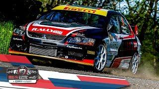 Szauer-Rácz HELL 24.Miskolc Rallye'18  Versenyzői film