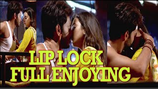 ROMANCE&LIPLOCK II JANA NA DIL SE DOO II LIP LOCK HAPPENED BETWEEN VIVIDHA AND ATHARVA