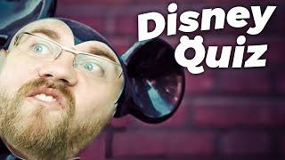50 Fragen über Disney!