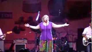 Daria Biancardi E The Soul Caravan Summertime Blues Festival In Alcamo Natural Woman