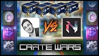 MYSTERY DECALS + MORE | TURBO CRATE WARS VS NEXIPH | ROCKET LEAGUE