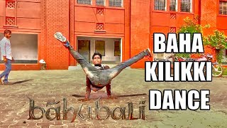 Baha Kilikki - Tribute to Team Baahubali by Smita |Dance Cover|amazing alok