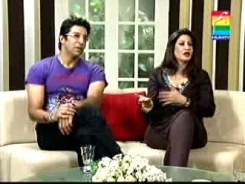 Wasim Akram And Huma Akram Interview Part 1 3