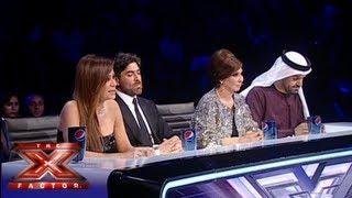 الحلقة العشرون كاملة - العروض المباشرة الاسبوع 6 - The X Factor 2013