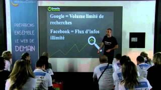 Facebook Marketing : la stratégie E.F.F.I.C.A.C.E.  par Jean François Ruiz - W2C14