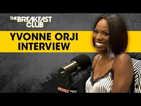 Xxx Mp4 Yvonne Orji Talks 'Insecure' Strict Parents Stand Up Comedy More 3gp Sex