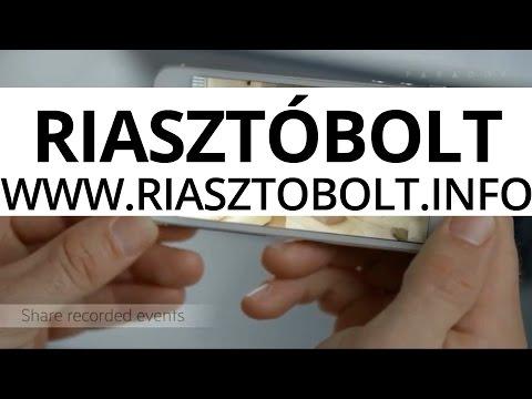 Riasztóbolt - Paradox EVO HD, HD77 INSIGHT kamera - www.riasztobolt.info