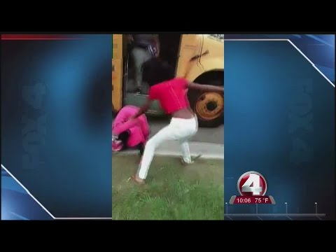 Moms of girls in Lee Co bus fight speak out