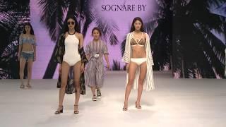 2018 인디브랜드페어 참가업체 패션쇼 35. SOGNAREBY(소냐레바이)