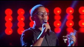 La Voz Kids | Franser Pazos canta 'Creo en Mi' en La Voz Kids