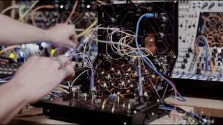 Folktek Mescaline live play, live patch long sequence