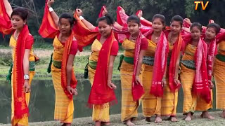 New Bodo Dance : Dao Khwowo Gabfwibai (Official Music Video)