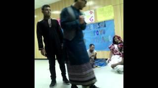 bangala funny natok ami rajakar 26 march 2015 in madrid part 3
