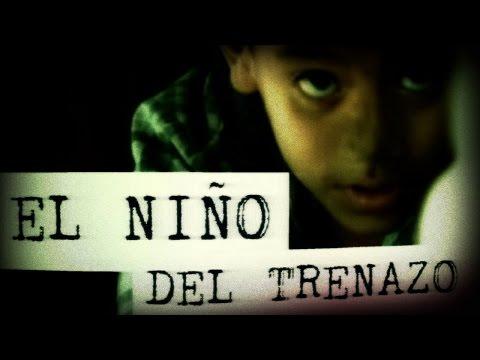 Fantasma del niño del Trenazo de Saltillo Historia de Terror Horror