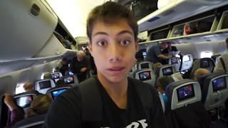 My Flights Vanished & Sleeping In The Airport