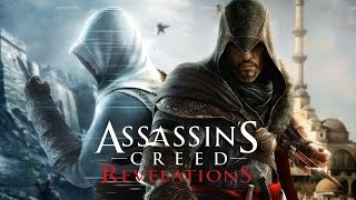 Assassin's Creed: Revelations All Cutscenes (Game Movie) PC Max 1080pHD