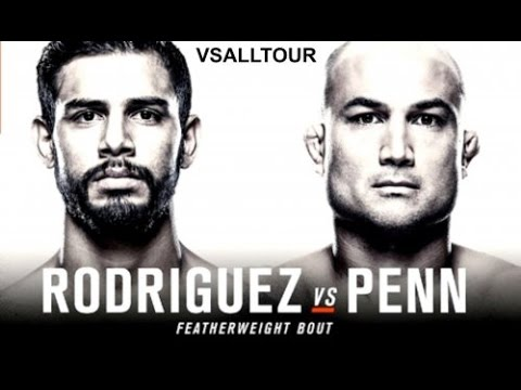 watch UFC Fight Night: Rodríguez vs. Penn / live by VSALLTOUR
