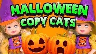 Barbie - Halloween Copy Cats | Ep.132