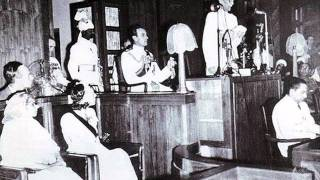 Muhammad Ali Jinnah(Quaid e Azam)  speech on Making of Pakistan .wmv