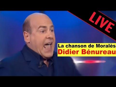 Didier Bénureau Moralès Live chez Patrick Sébastien