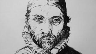 How to Draw a Renaissance Man: Archimboldo Portrait
