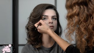 Pelin Karahan Makyajı | Hamiyet AKPINAR