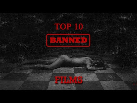 Banned: 10 Most Controversial Films of All Time