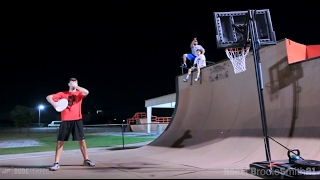 Epic Trick Shot Battle 2   Dude Perfect vs. Brodie Smith