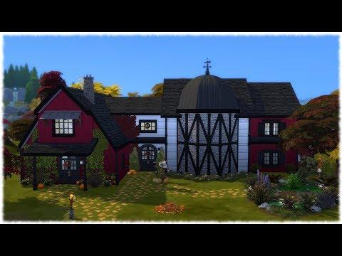 Xxx Mp4 The Sims 4 Speed Build AUTUMN HOUSE NO CC 3gp Sex