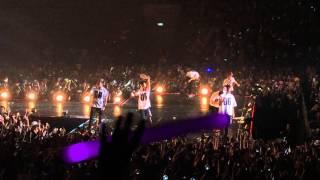 20150808 Fancam BTS - I Need U [เพลงสุดท้ายก่อนปิดคอน]