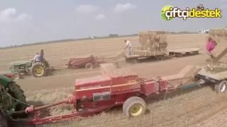 Gelişmiş tarım makinaları