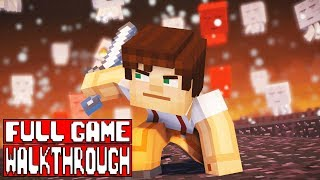 Minecraft Story Mode Season 2 Episode 3 Gameplay Walkthrough Part 1 FULL GAME (1080p) No Commentary