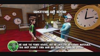 Ben 10: Omniverse 2 - Part 5: Undertown and Beyond HD | #Ben10