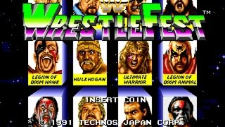 WWF 레슬페스트 로얄럼블 원코인 ( WWF WrestleFast ONE COIN CLEAR)