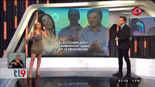 TL9 al Amanecer: Programa del 23 de Octubre 2017