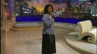 Judy Jacobs sings LORD GOD OF ABRAHAM