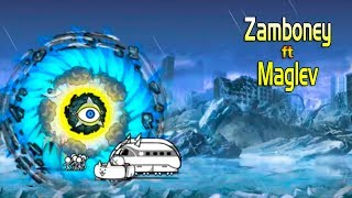 The Battle Cats - Perfect Cyclone VS Zamboney ft Maglev