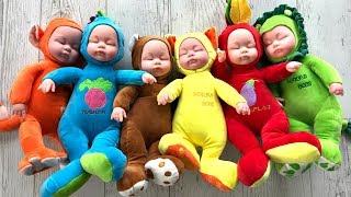 Are You Sleeping, Baby Dolls, Learn Colors with Nursery Rhymes, Kids Songs